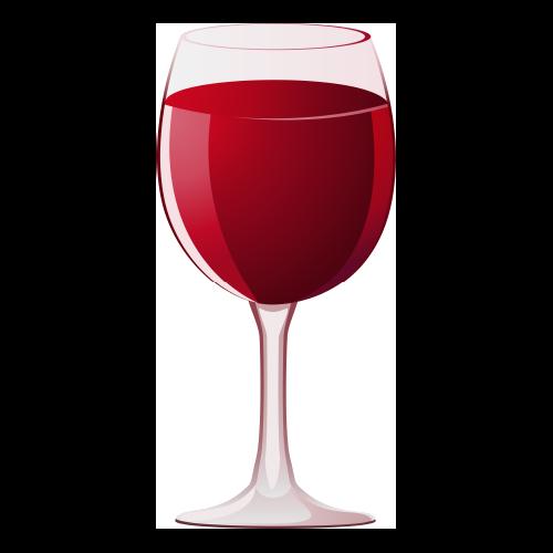 celebration signs of palatine Red Wine Glass