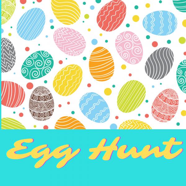 Celebration Signs of Palatine Easter Egg Hunt Yard Sign package | celebrationsignsofpalatine.com